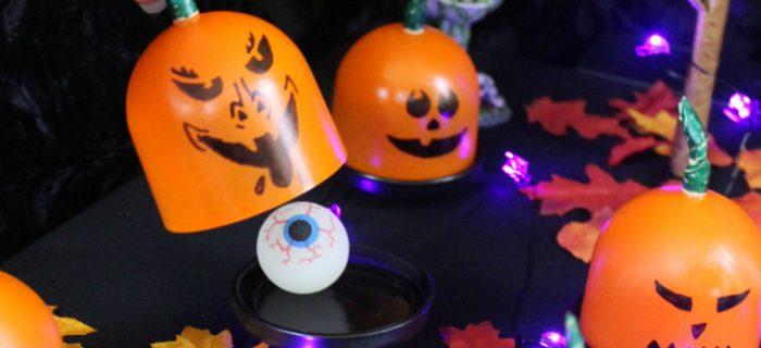 DIY Trick or Treat Game – Mini Pumpkin Surprise