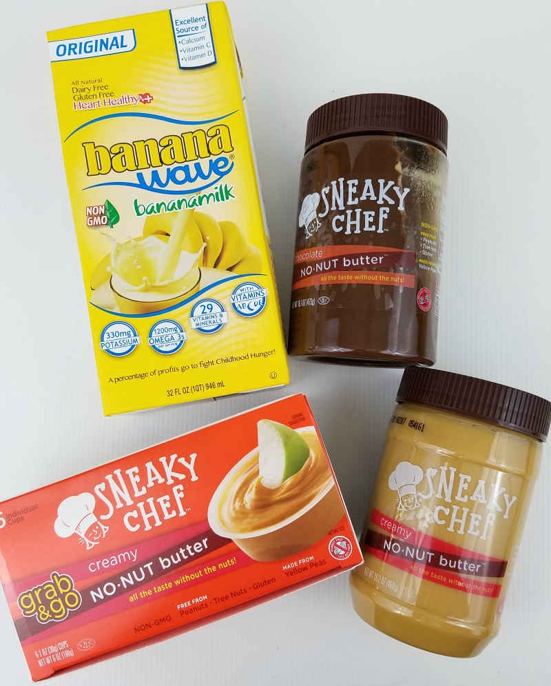 The Sneaky Chef - Missy Chase Lapine no-nut butters