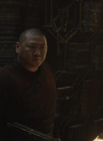 The Funniest DOCTOR STRANGE Character Off Set - Benedict Wong #DoctorStrangeEvent
