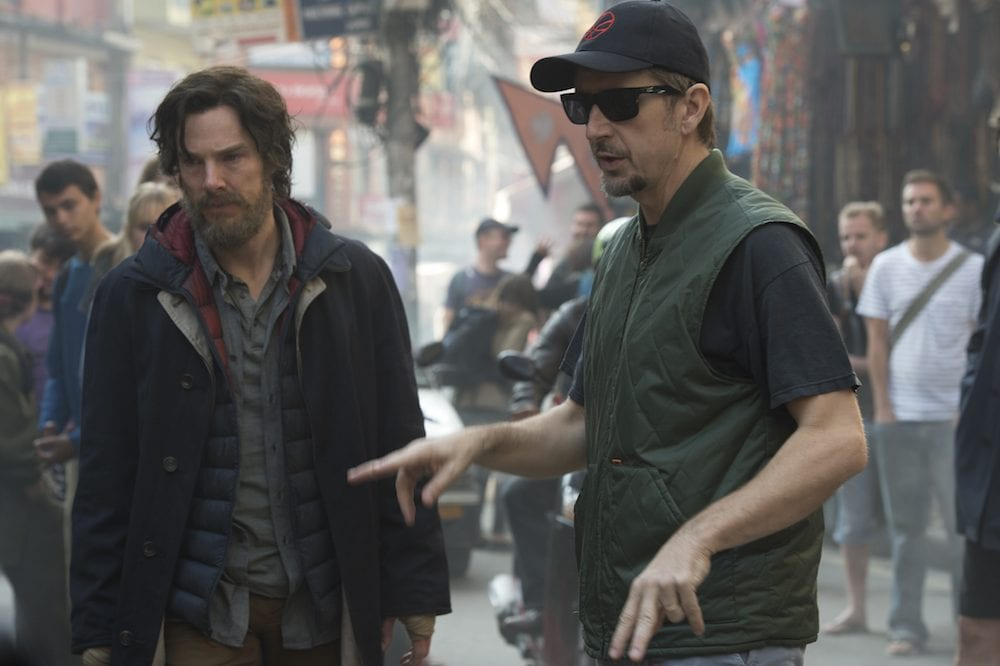 The man behind the Doctor Strange movie - Director Scott Derrickson interview #DoctorStrangeEvent