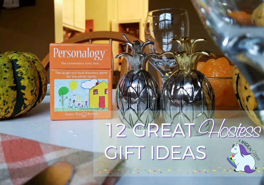 Best hostess gift ideas to thank holiday hosts a magical for Holiday party gift ideas for the hostess