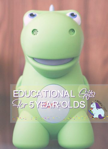 Toys for 5 Year Old Boys and Girls - Educational Gift Ideas