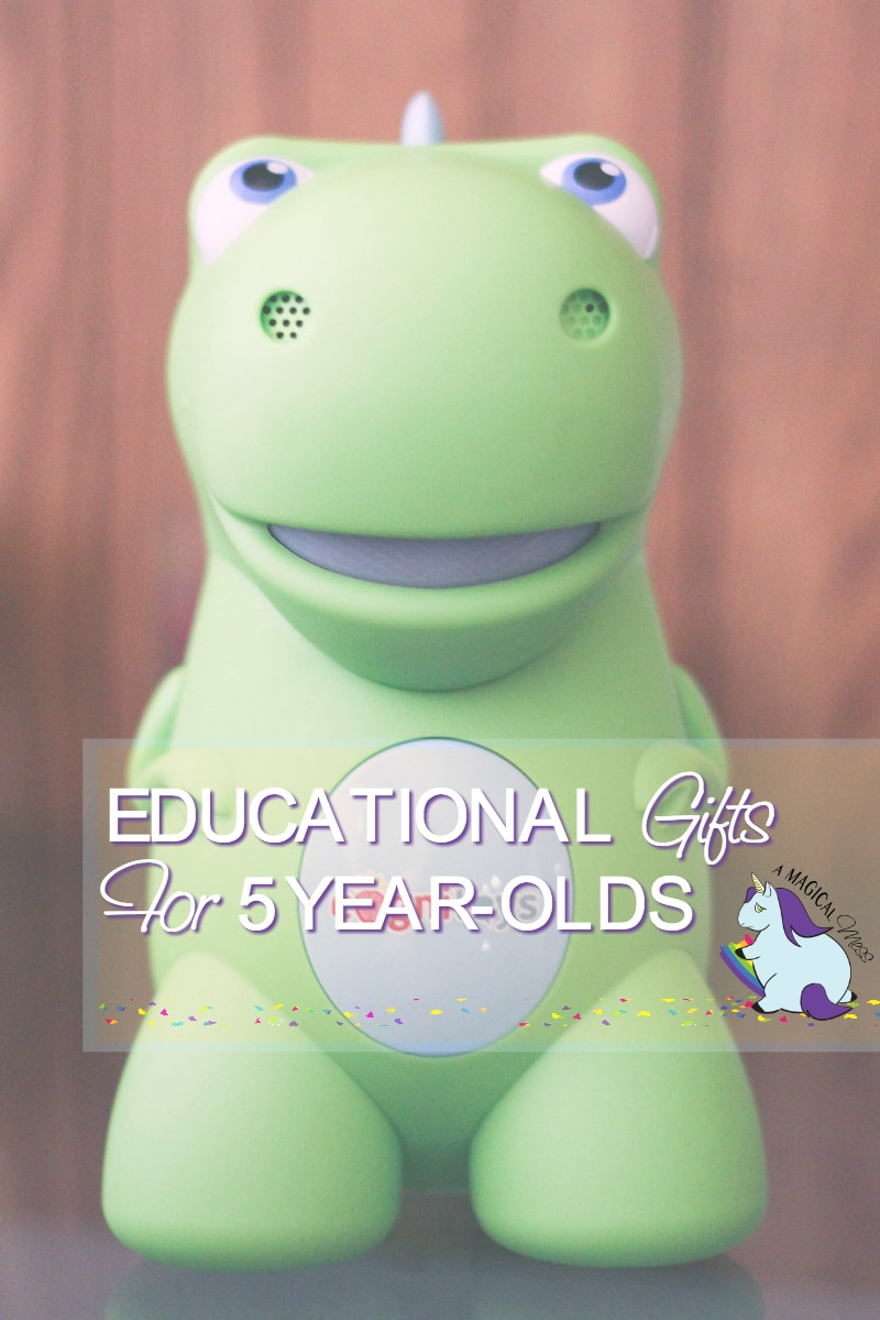 Toys for 5 Year Old Boys and Girls - Educational Gift ...
