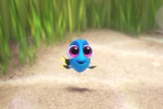 Best Way to Get Bonus Information on Finding Dory Characters #FindingDoryBluray