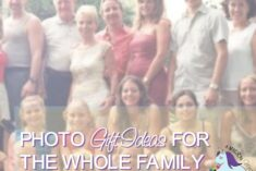 Christmas Gifts for a Family - Photo Gift Ideas