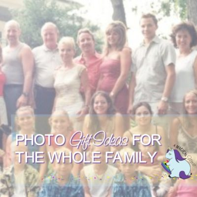 Christmas Gifts for a Family – Photo Gift Ideas