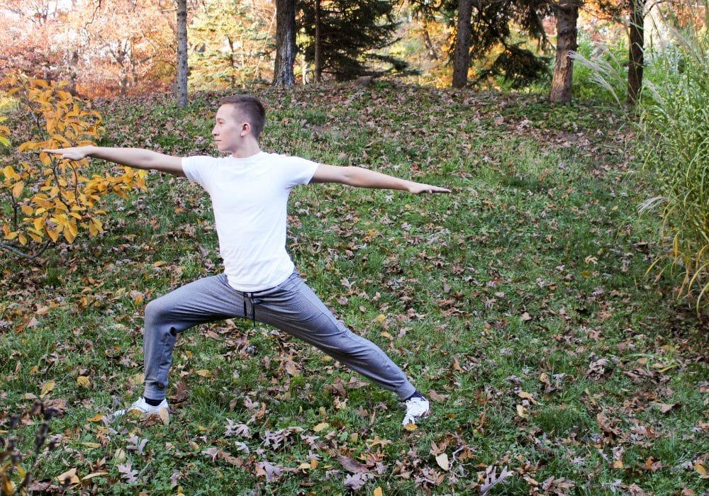 Best yoga pants for men #OnzieMens AD