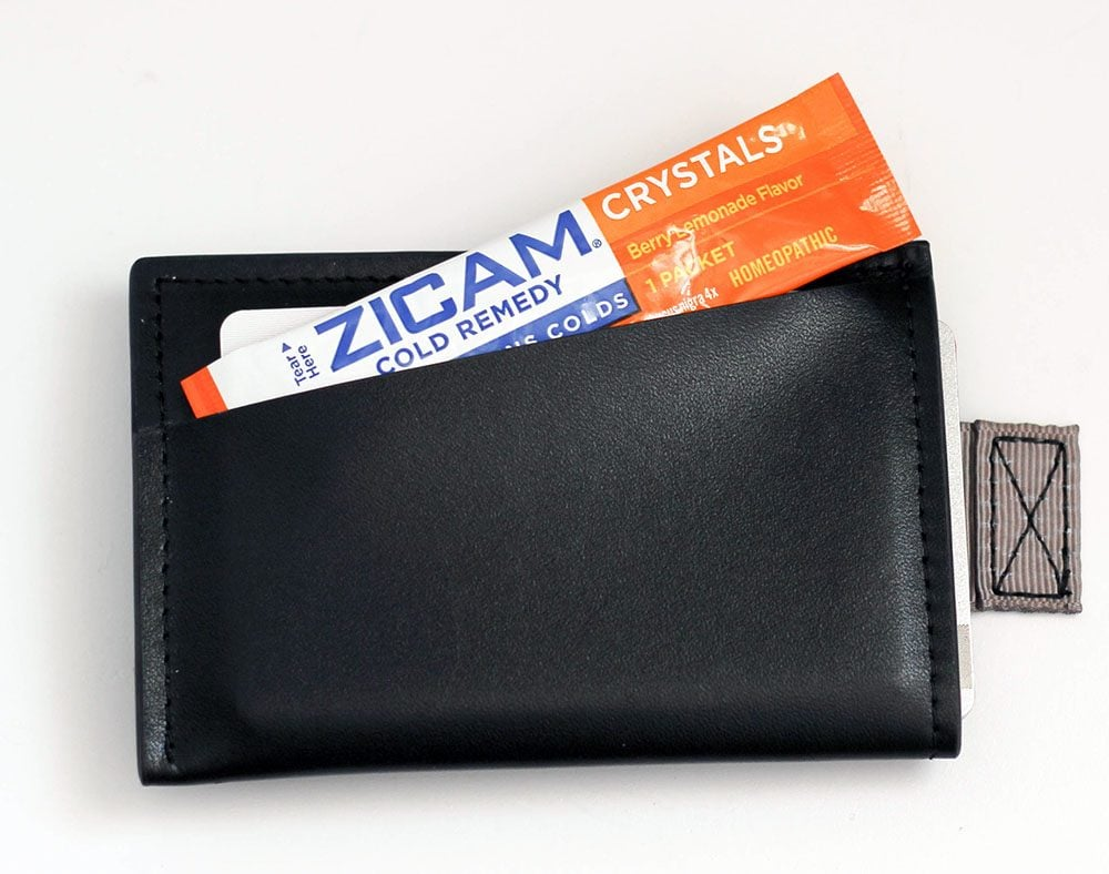 Zicam® Cold Remedy Ultra Crystals - small enough for wallets and purses