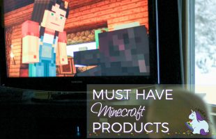 Minecraft Gift Ideas for the Whole Family