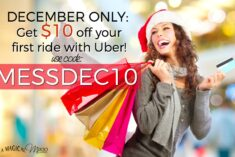 Shopping in the City – Pro Tips to Save + Uber Coupon Code