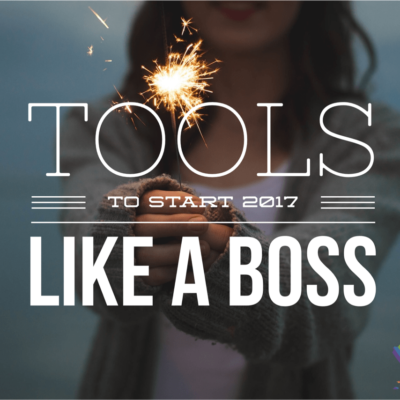 Blog Tools to Start the New Year Like a Boss