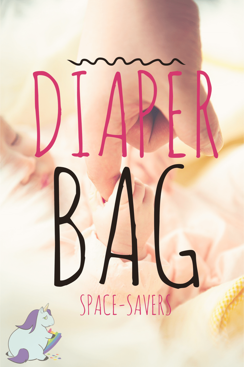 Space Saving Solutions for the Diaper Bag