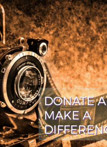 Give Back and Donate a Photo to a Great Cause #JNJ #IC AD