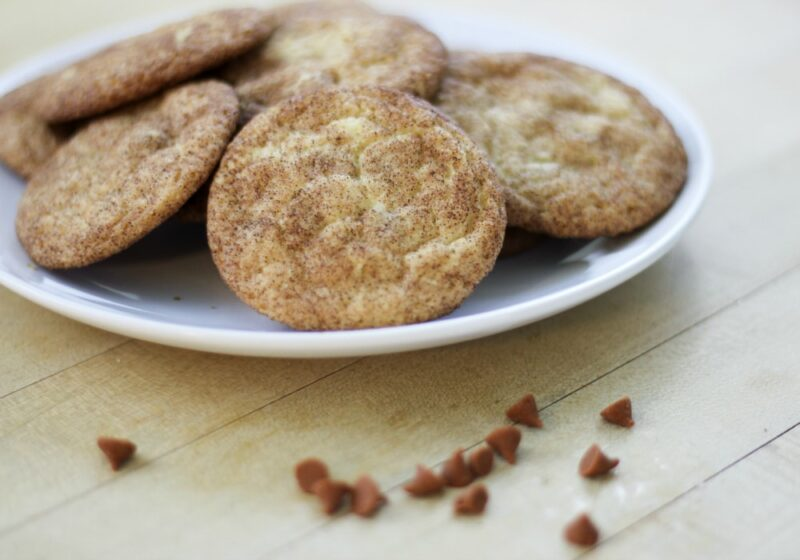 Easy Snickerdoodle Recipe - Ready to eat in 20 minutes #ItsBakingSeason AD