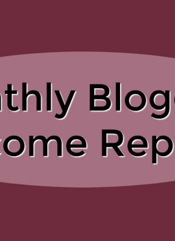 Monthly Blog Income Report – October 2016