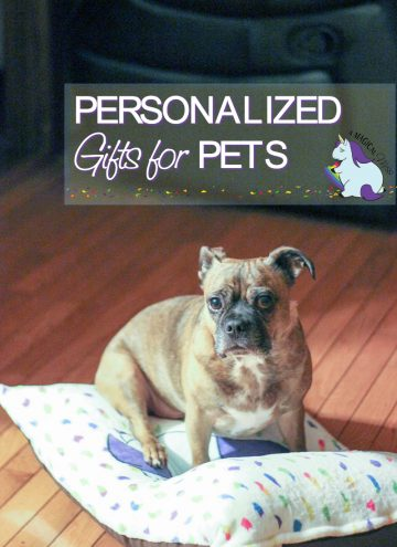 Personalized Dog Gifts that Humans will Love