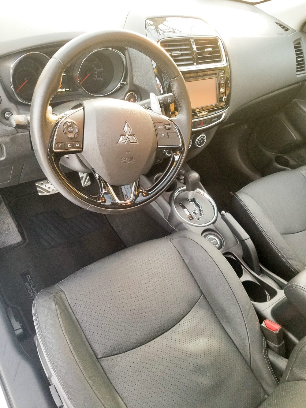 Our Favorite Features in the 2016 Mitsubishi Outlander Sport