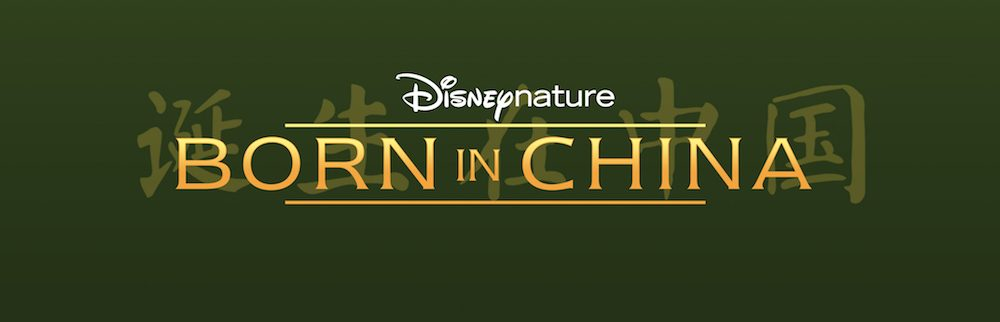 2017 List of Disney Movies - Born in China