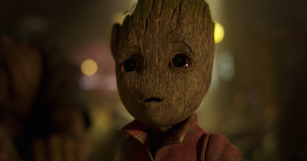 2017 List of Disney Movies - Baby Groot
