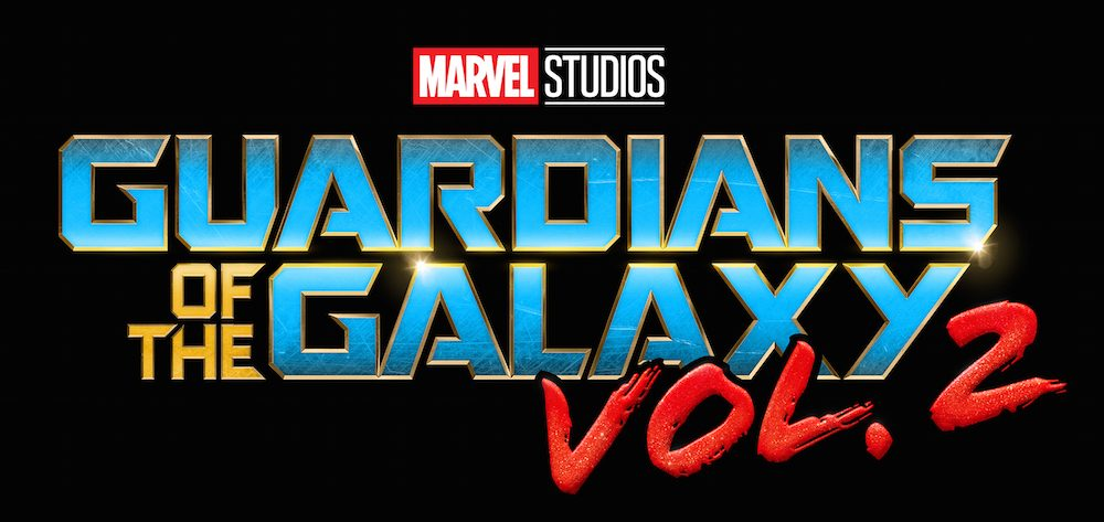 2017 List of Disney Movies - Guardians of the Galaxy Vol. 2