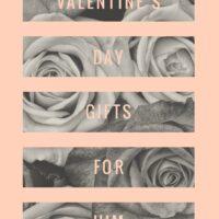 Valentine's Day Gifts for Boyfriend