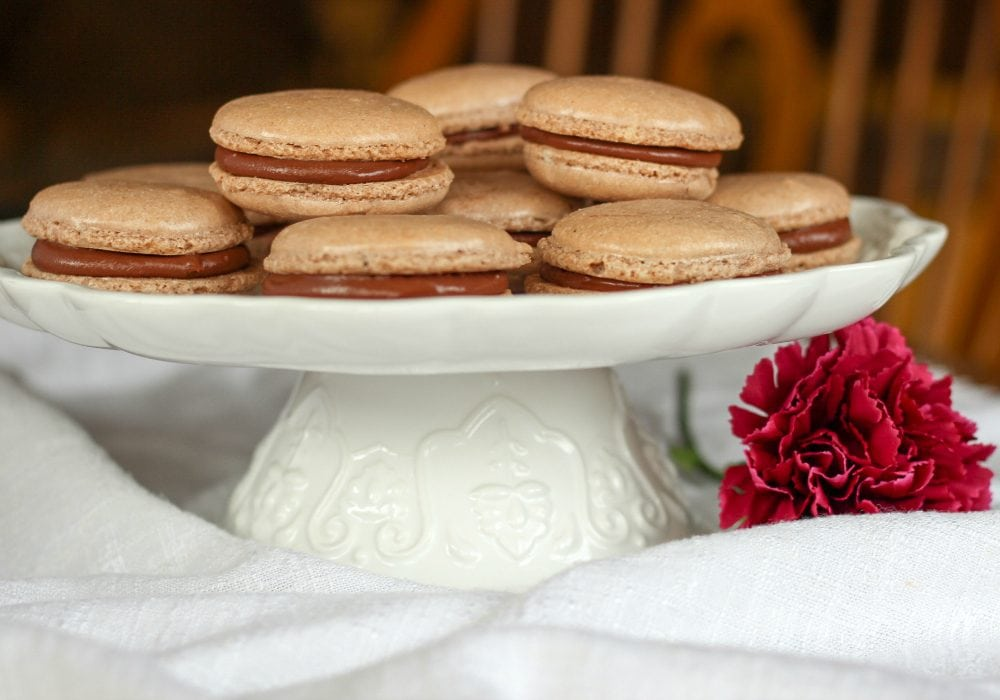 Must-Try Double Chocolate French Macaron Recipe