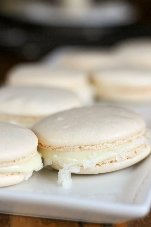 Coconut French Macaron Recipe