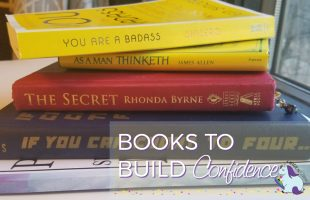 How to build confidence in yourself - these are the best books EVER
