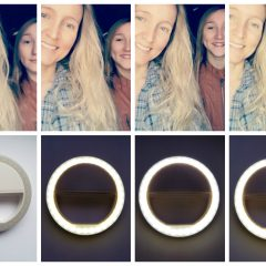 The Importance of the Selfie Ring Light and Selfie Awareness