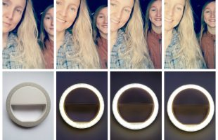 Best selfie ring light and tips for taking the best selfies