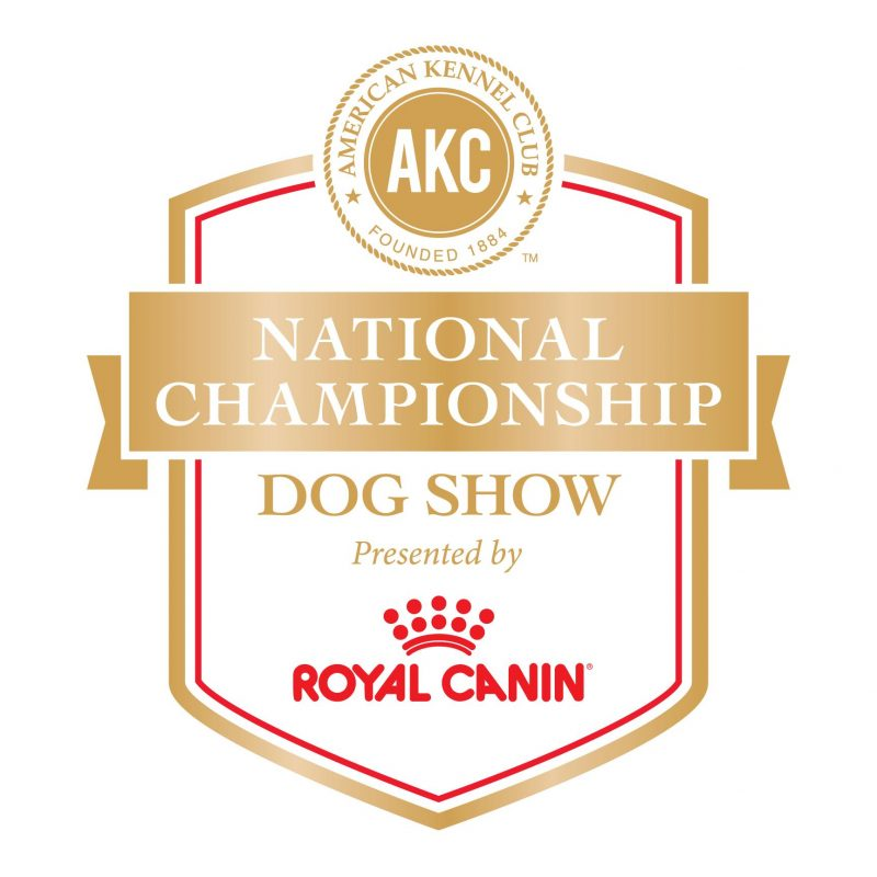 Royal Canin dog show
