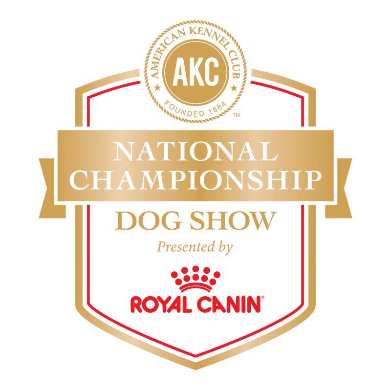 Royal Canin dog show