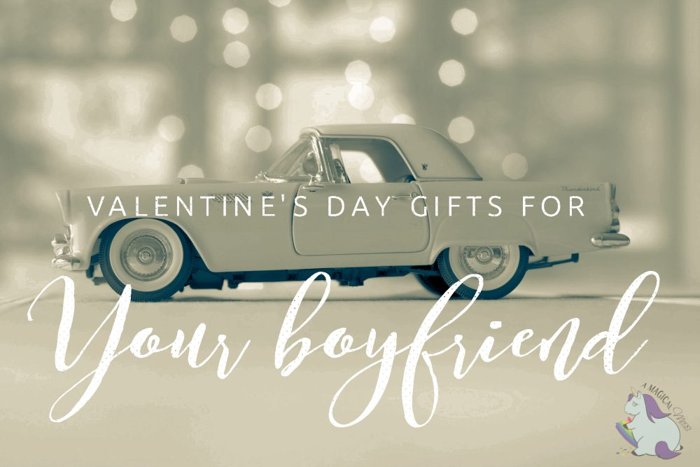 Valentine's Day Gifts for Boyfriend