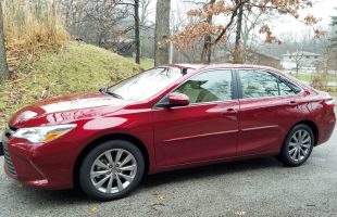 2017 Toyota Camry XLE Review – Standing the Test of Time