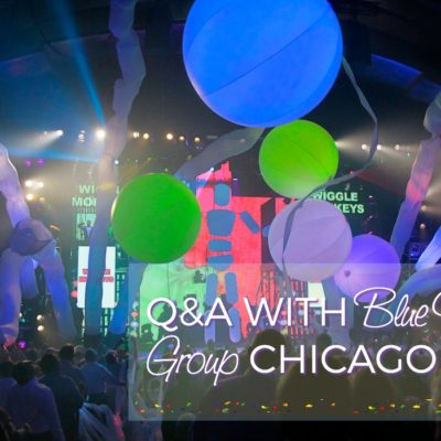 Q&A with Blue Man Group Chicago – A Show for All Ages