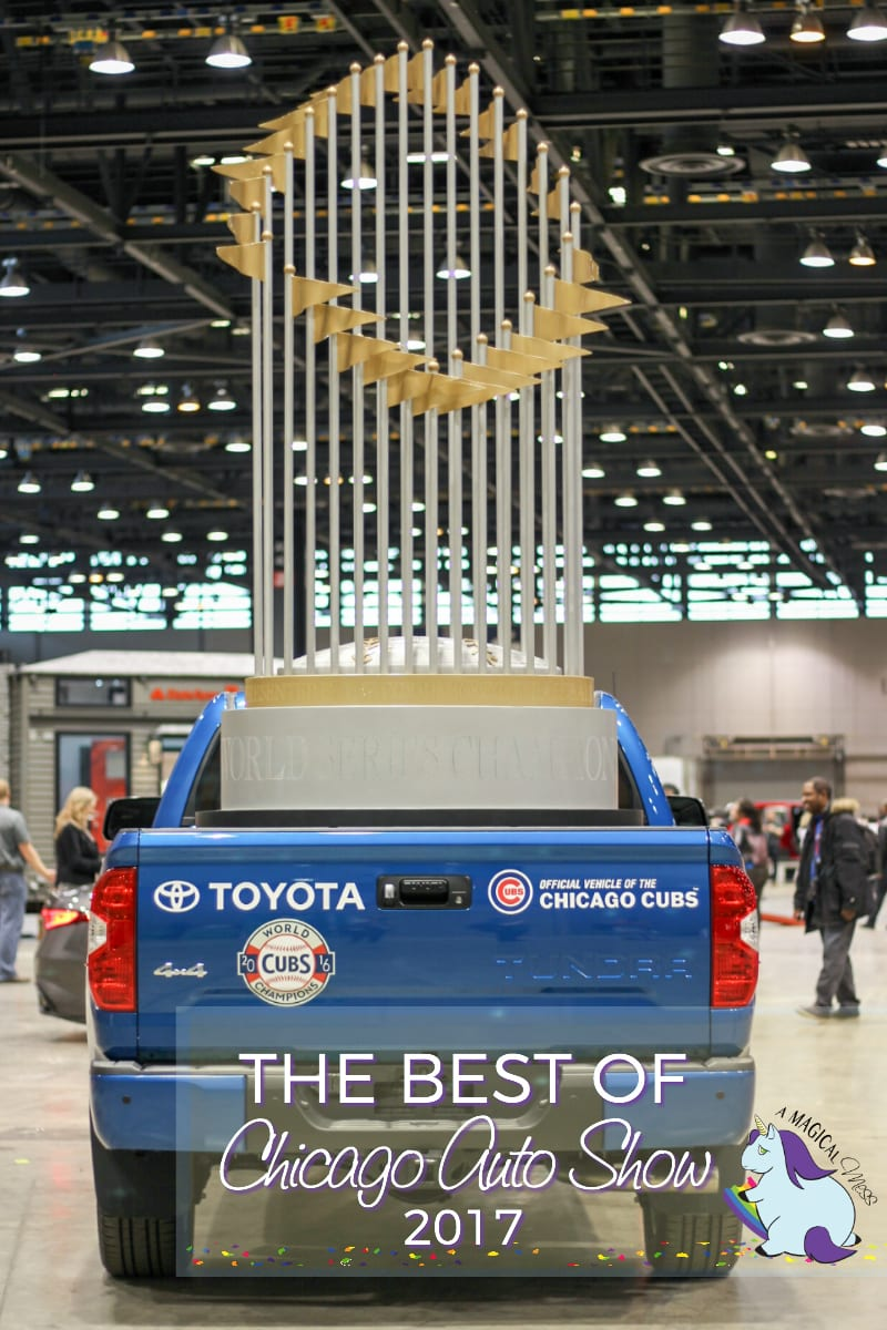 Advanced High Strength Steel at the Chicago Auto Show #SteelMatters