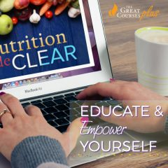The Great Courses Plus – Empower Yourself with a Personal Roadmap to Wellness