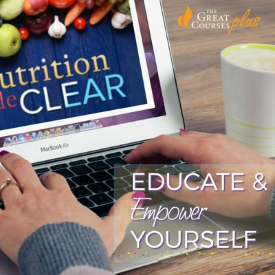 The Great Courses Plus – Empower Yourself
