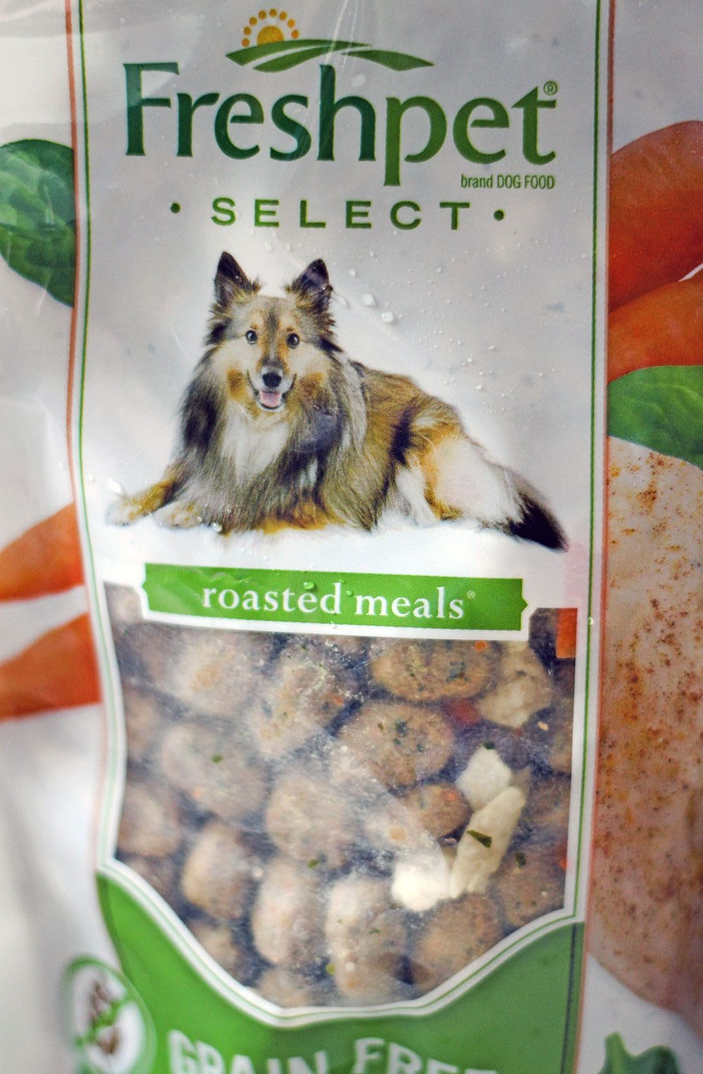 Freshpet roasted meals