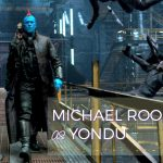 Silly Michael Rooker Interview as Yondu on set of Guardians of the Galaxy Vol. 2