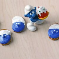Smurfs Pretzel Candy Recipe