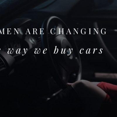 I had Lunch with Brilliant Women in the Automotive Industry