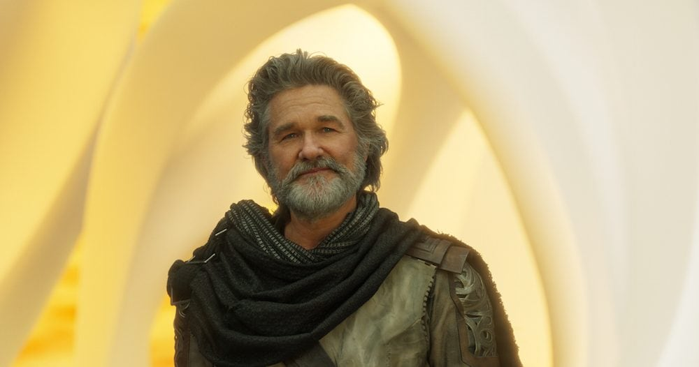 Guardians of the Galaxy Vol. 2 - Kurt Russell Interview on Set