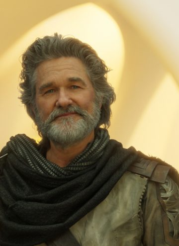 Guardians of the Galaxy Vol. 2 – Kurt Russell Interview on Set