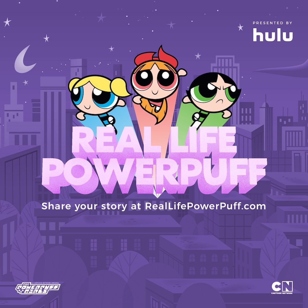 Stream The Powerpuff Girls Cartoon & Tell Us About Your Female Heroes