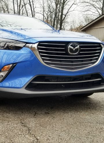 2017 Mazda CX-3 Grand Touring Review - Safety and Style