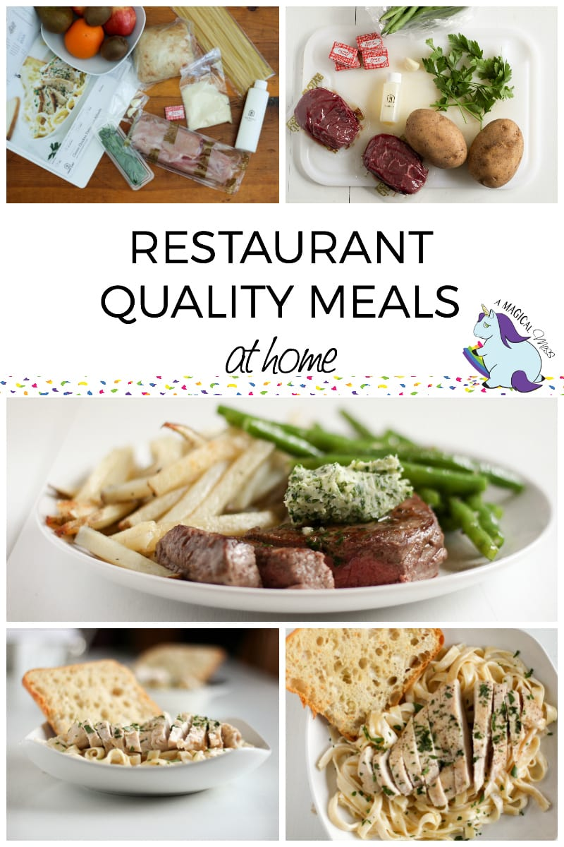 Restaurant Quality Delicious Fast and Easy Meals at Home