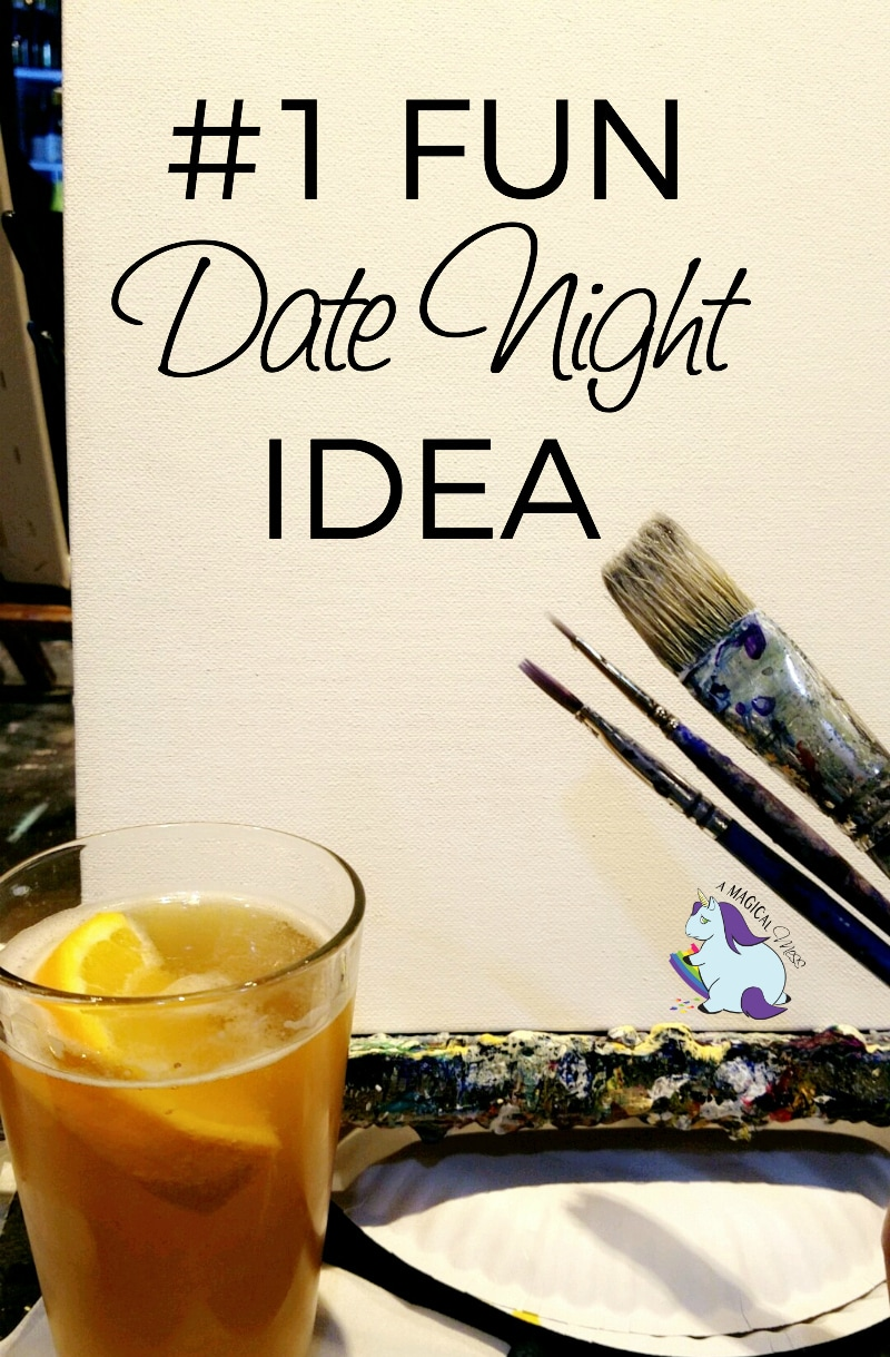 Add Pinot's Palette to the List of Fun Date Night Ideas
