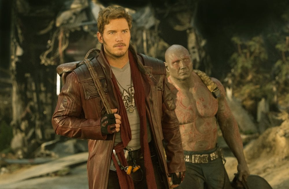Chris Pratt on Guardians of the Galaxy Vol. 2 Easter Eggs, The Diet Struggle, and Finding Balance