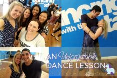 Shimmy, Shimmy, What?! A Dance Lesson with Dancing with the Stars Troupe Members